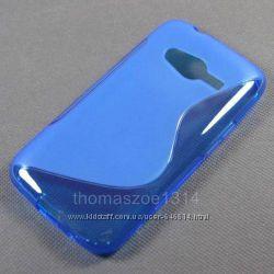 Пластиковые и силиконовые чехлы для Samsung Galaxy Ace G313
