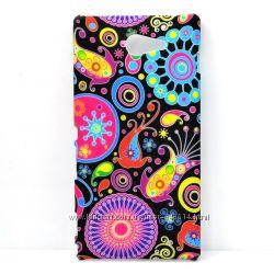 Чехлы для Sony Xperia E1 M2 Z2 U Go P Sola Ray J Sp Z3 mini V M4 E4 M M5 C5