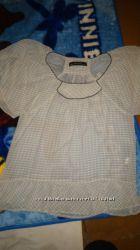 Шифоновая  блуза фирмы Zara
