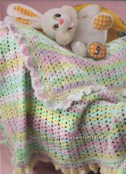 плед и подушка для малышки