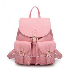 375ea38d0f7e Рюкзак кожзам , черный и розовый качественный, 550 грн. Рюкзаки ...
