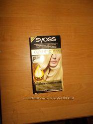 Краска для волос Syoss Oleo Intense Яркий блонд