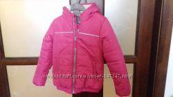 Куртка зимняя для девочки р. 122 бу KIKI&KOKO