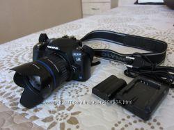 Профессиональный зеркальний фотоаппарат OLYMPUS E-510