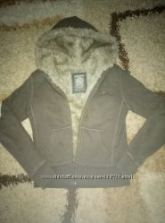 Куртка мех теплая