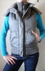 Roxy Girl Cтильная фирменная подростковая жилетка с капюшоном 14 лет или XS
