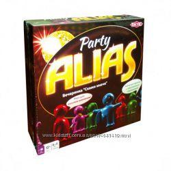 Tactic Пати Элиас Party Alias 53365 рус. Курьер бесплатно