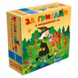 82166 Granna Настольная игра За грибами в зачарованный лес. Курьер бесплатн