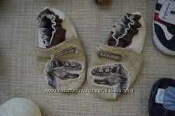 Тапочки теплые пинетки на о вчинення чешки для малышей