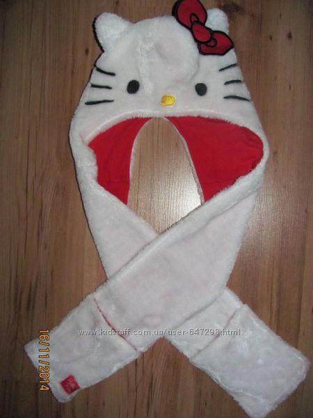 Шапуля Hello Kitty , 3 в 1