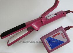 Керамический выпрямитель для волос Renjie 1015A с регулятором