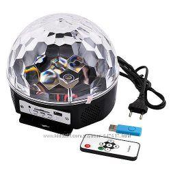 Лазер диско YX-024-M4 с флешкой