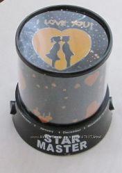 Проектор звёздного неба Star Master I love you