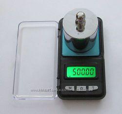 Ювелирные весы до 500 гр. шаг 0, 01г