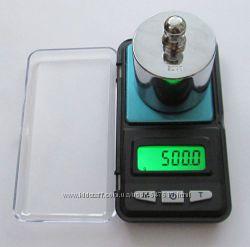 Ювелирные весы до 500 гр. шаг 0, 1г
