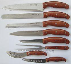 Набор ножей в чемодане Swiss Zurich 25 предметов