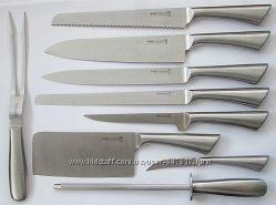 Набор ножей в чемодане Swiss Zurich 10 предметов