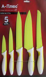 Набор ножей А-Плюс KF1007 5шт