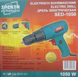Сетевой шуруповерт Spektr Sed-1050