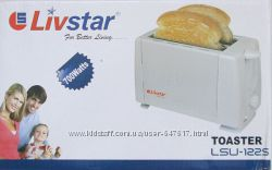 Тостер Livstar Lsu-1225, 700 Вт