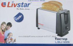 Тостер Livstar Lsu-1226, 700Вт