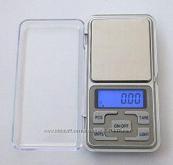 Высокоточные ювелирные весы до 200 гр. шаг 0, 01г