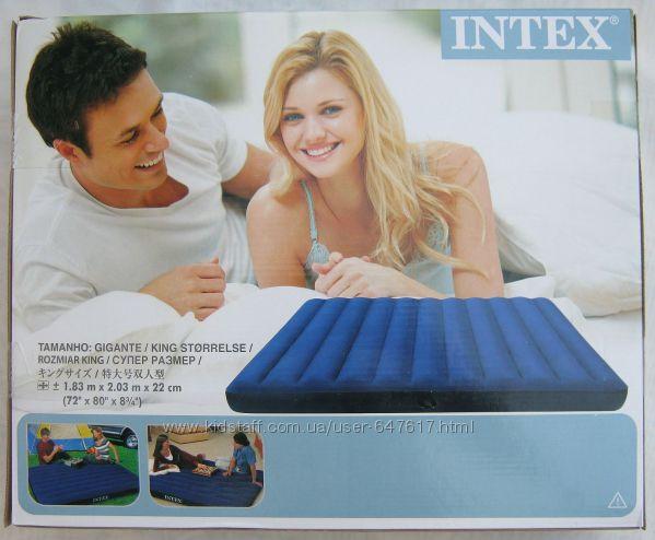 Главная :: спорт и отдых :: bestway :: мебель :: матрас надувной 203х183х22 см (67004)