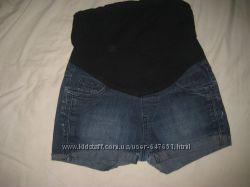 Шорты джинсовые для беременных MOM by Lindex