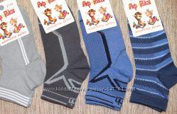 Носочки для мальчиков лето, с сеточкой, садик. В наличии 14, 16, 18, 20р.