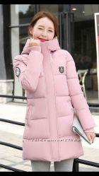 куртка зимняя Китай на холофайбере