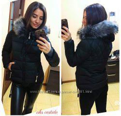 стильная зимняя курточка , фабричный Китай