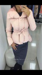 красивая и женственная курточка, зима, фабричный Китай