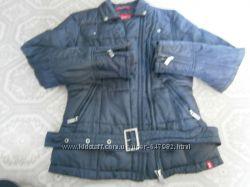 Стеганная куртка косуха EDC