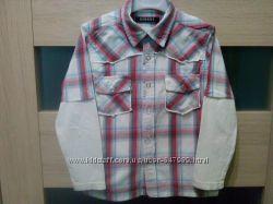 Рубашка  обманка George