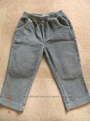 Вельветовые штаны earli days