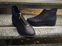 Ботиночки DIZL Light. Натуральная кожа, эксклюзивная модель. 2 цвета