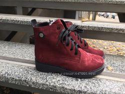 Зимние ботинки PPPlein Натуральный замш 3 цвета