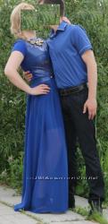 шикарное платье в пол М, Л, ХЛ
