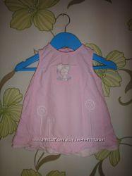 Платья, сарафаны для девочки 0-3 мес