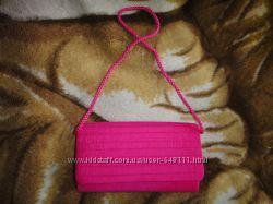 Розовый клатч M&S для девочки