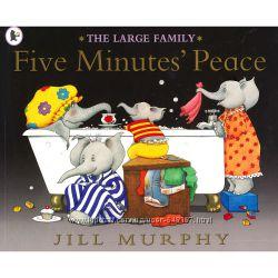 Новые английские книги Jill Murphy, Большая смейка для детей на английском