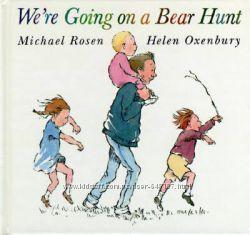 Новые книги на английском We&acutere going on a bear hunt