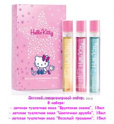 Детский набор ароматов Avon Hello Kitty