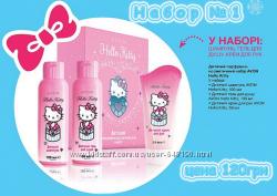 Новинки 2016г  наборы Avon Hello Kitty