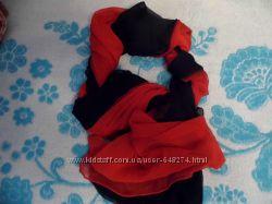 Новий шарф шифоновий