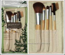 Ecotools Bamboo 6 Piece Brush Set  Набор Кистей 6 пр.