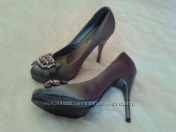 Шикарные женские туфли, состояние новой вещи