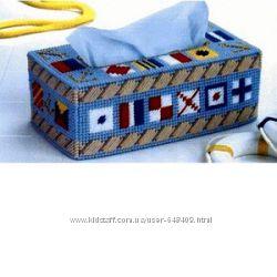 Набор для вышивки на пластиковой канве