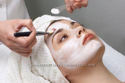 услуги косметолога на дому и в салоне
