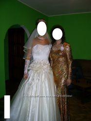 свадебное платье. недорого